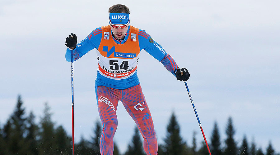 Russia's Ustiugov wins Tour de Ski in record-breaking style
