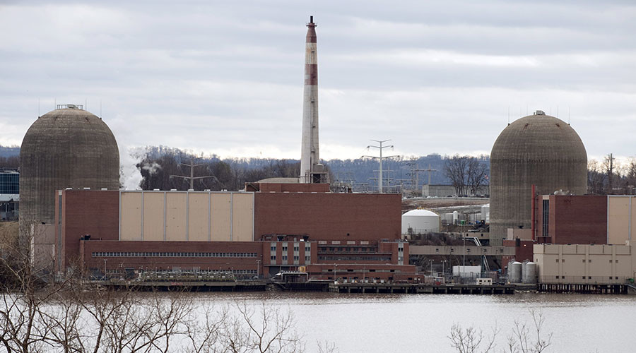 New York's troubled Indian Point nuclear plant to close