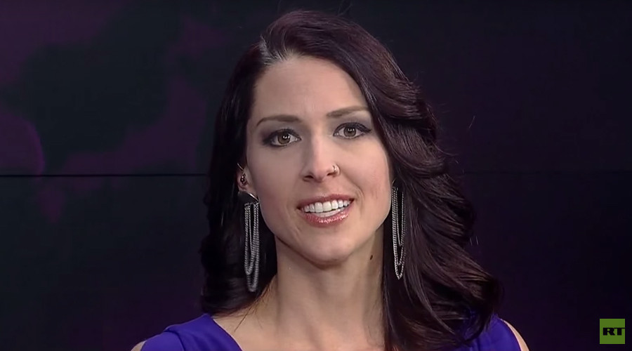 'Insane, ridiculous, embarrassing': Abby Martin blasts RT 'bashing' by ODNI report and NYT