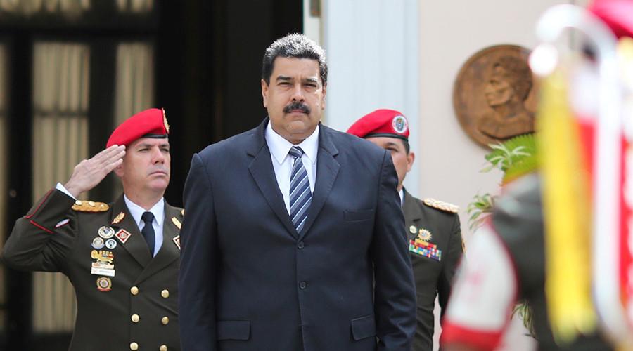 Venezuelan court overrides opposition parliament's 'impeachment' of President Maduro