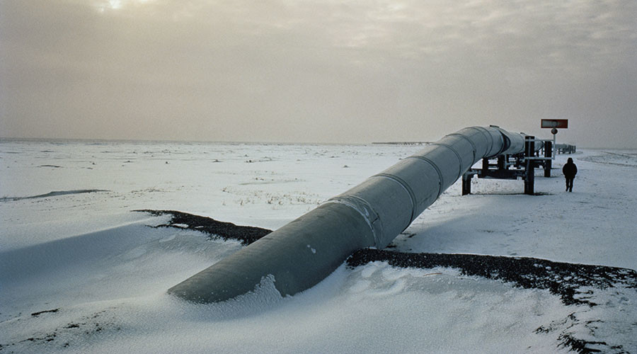 Wisconsin Native Americans vote no to renewing deal with Enbridge's oil pipeline