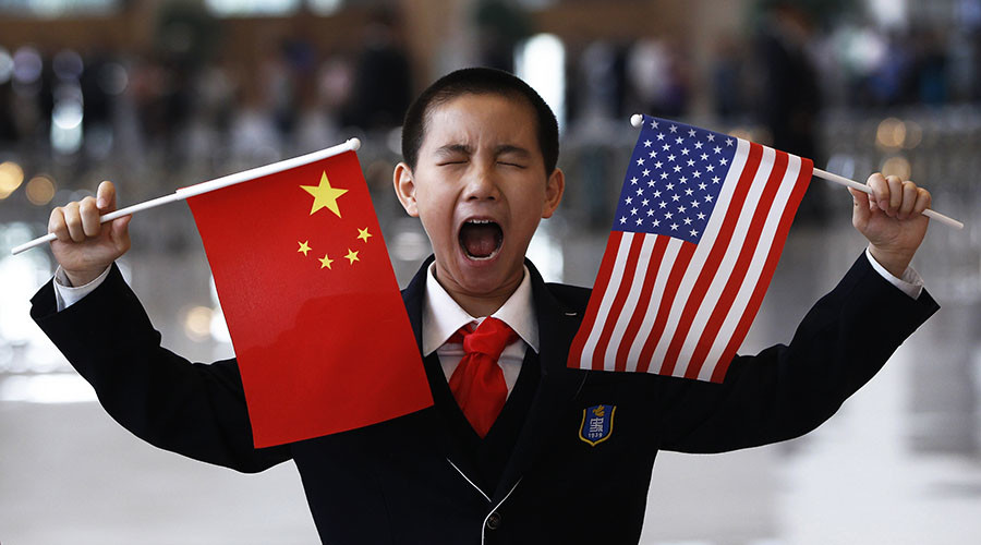 Bank of America warns US-China tension puts global economy at risk in 2017
