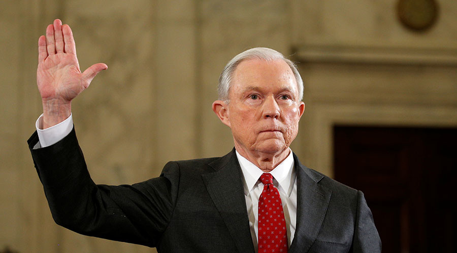 Sessions grilled on his immigration, race views at AG nomination hearing