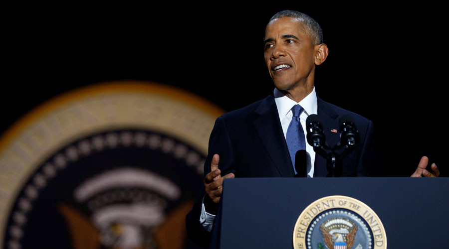 'Under Obama, family median income dropped and Democratic Party imploded'