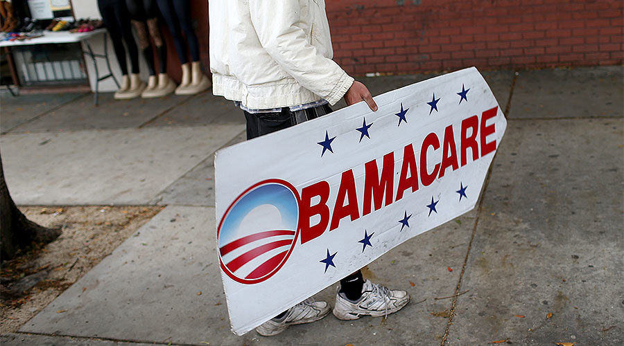 US Senate passes measure to take first step in dismantling Obamacare