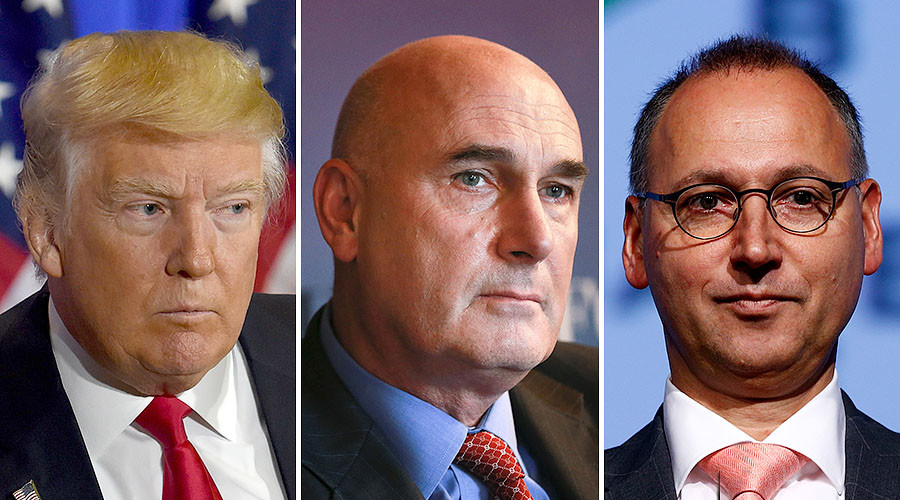 Trump meets with Monsanto & Bayer chiefs over $66bn merger
