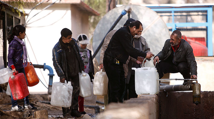 'WHO, Syrian people grateful to Russians' – World Health Organization