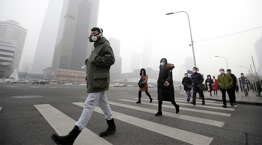China's 'war on pollution' leads to 720 arrests, $63.6mn in fines