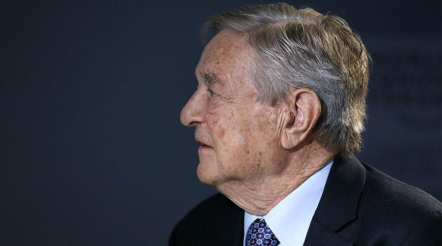 Clinton backer Soros lost $1bn in stock market surge post-Trump win –  report