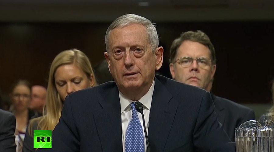 Russia, terrorists & China threaten world order, US 'ready to engage' - Mattis