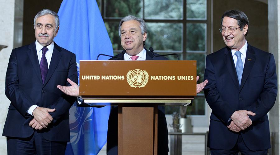 Roadmap agreed at Cyprus reunification talks – Turkish FM