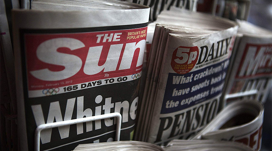 Sun & Daily Mail accused of Islamophobia after misreporting Spanish gunman story