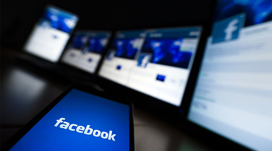 Facebook down worldwide for many users
