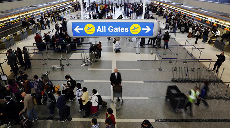 Airport nightmare: Water main break shuts down LAX terminal bathrooms, drinking fountains