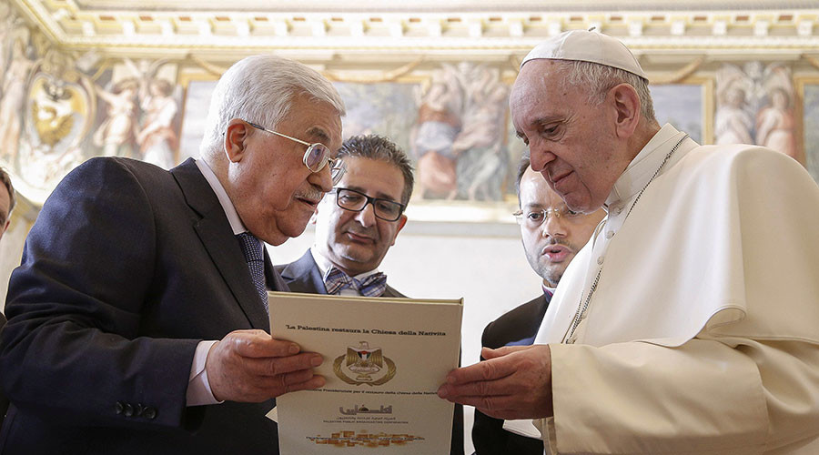 Image result for palestinian embassy at vatican