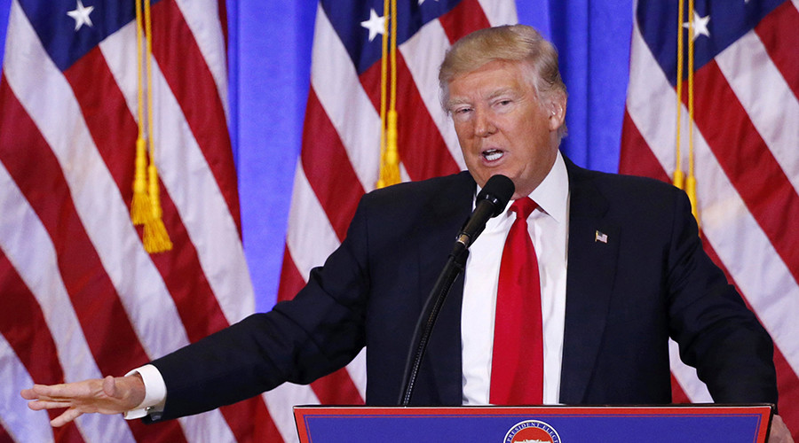 Intelligence insiders call Russian dossier 'complete fraud' – Trump