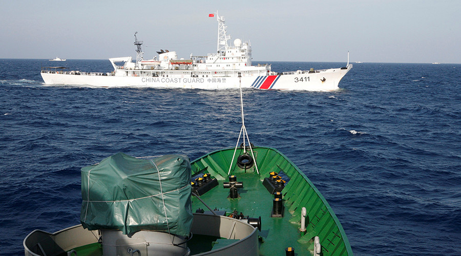 China, Vietnam pledge to settle differences over South China Sea claims