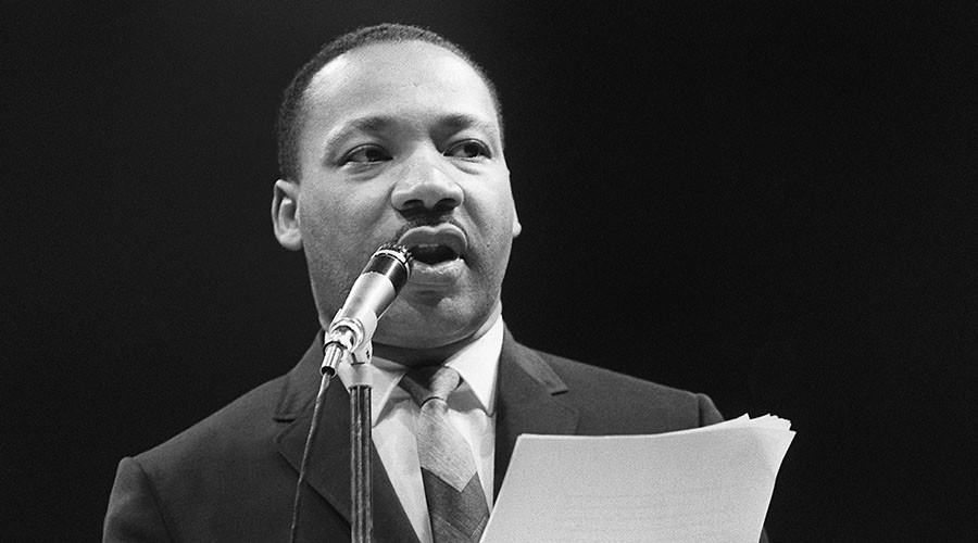 FBI honors Martin Luther King Jr. in a tweet forgetting its own legacy of harassing him