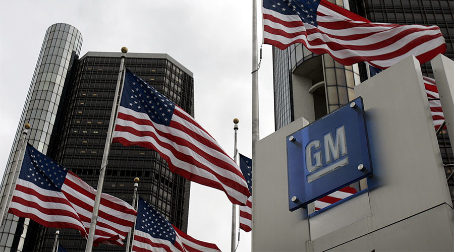 GM to invest $1 billion in US factories to create 1,000 jobs