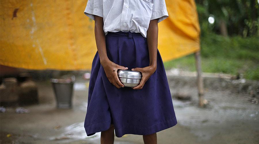 12yo Indian girl 'gang raped by school principal & 3 teachers' in critical condition