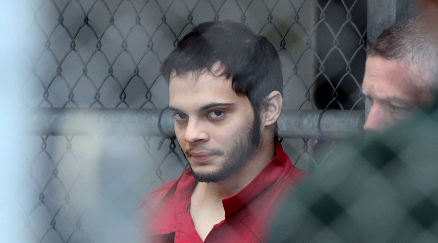 Airport shooter blamed CIA, 'jihadi chat rooms'; held without bond