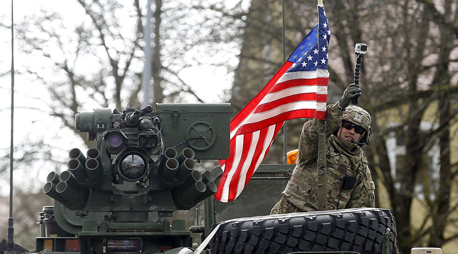 Lithuania & Estonia sign 'milestone' deals on status of US troops on their soil