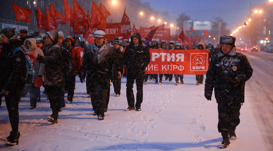 Communists want return of state ideology