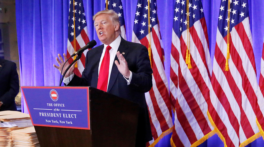 Trump's personality will have serious impact on foreign policy, warns Chatham House