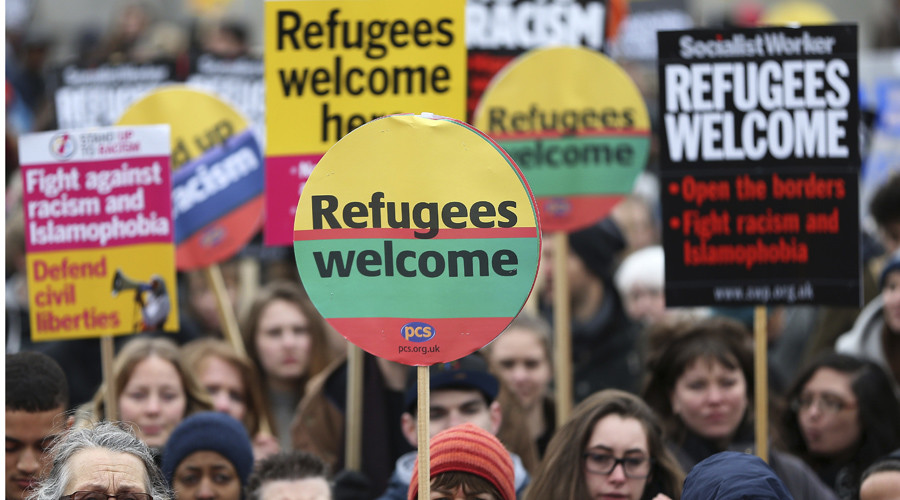 UK community refugee sponsorship scheme resettled just 2 Syrian families in 6mos since launch