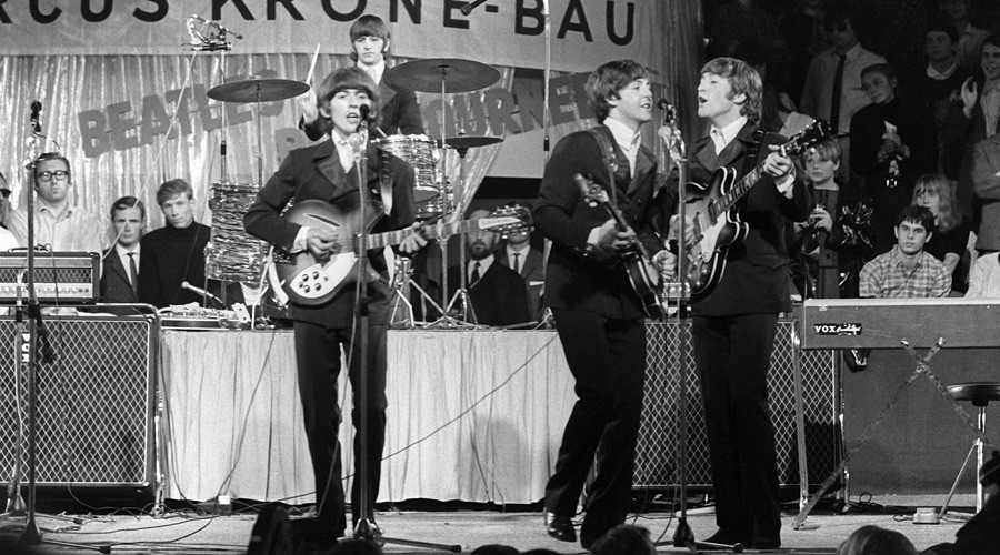 Image result for paul mccartney beatles