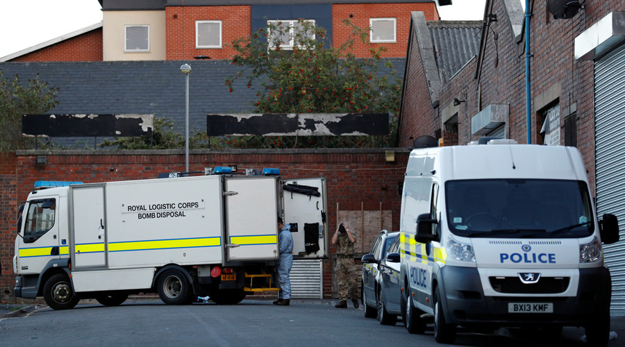 Bomb squad called 600 times in 2 months to blow up volatile chemical in UK schools