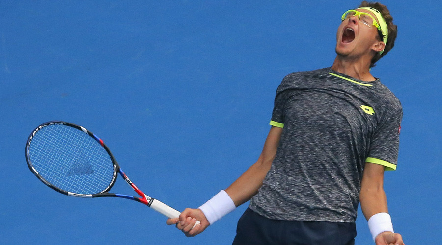 Wild card Istomin dumps defending champion Djokovic out of Australian Open
