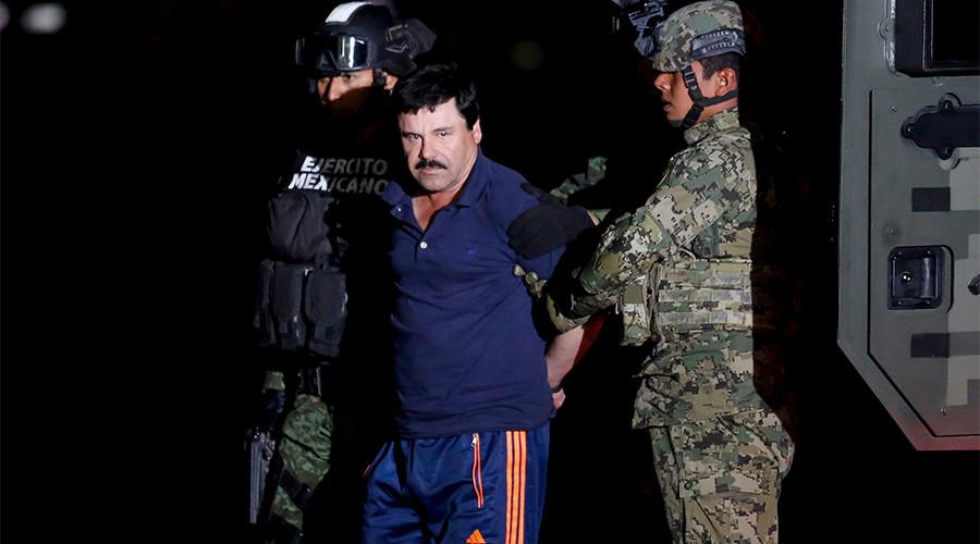 Mexico extradites notorious drug lord El Chapo to US