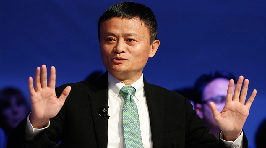 Nobody 'stealing' your jobs, you spend too much on wars, Alibaba founder tells US