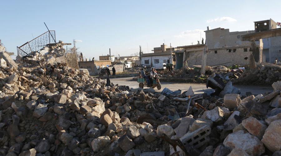 Diplomats Arrive in Astana for Syria Peace Talks