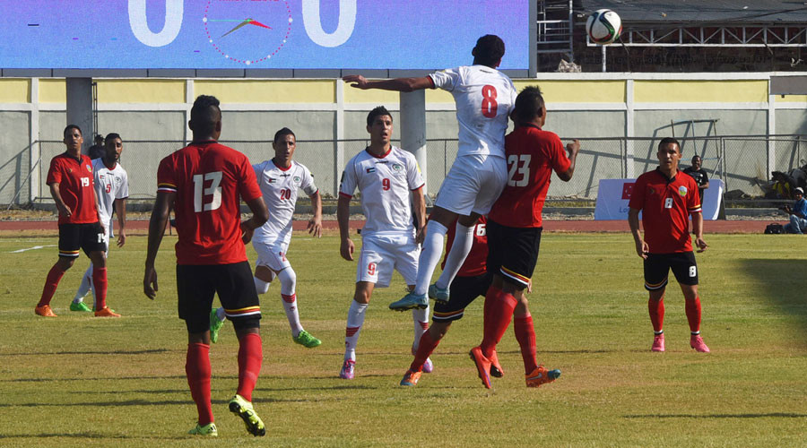 East Timor excluded from Asian Cup football tournament for false passport scam