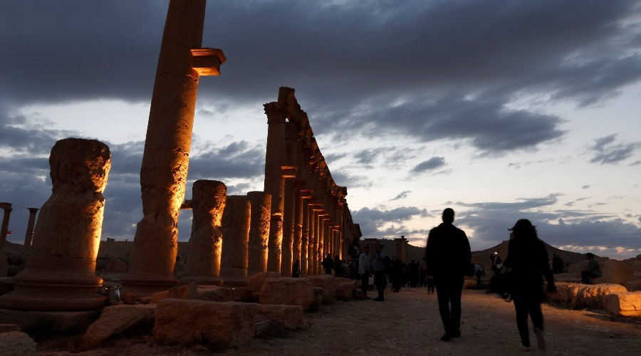 'Destroying Palmyra is cultural cleansing of Syrian people' – UNESCO