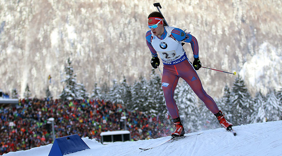 22 out of 29 Russian biathletes cleared of doping suspicions - International Biathlon Union