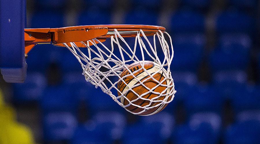 12yo ball boy shocks crowd by sinking three half-court basketball shots (VIDEO)