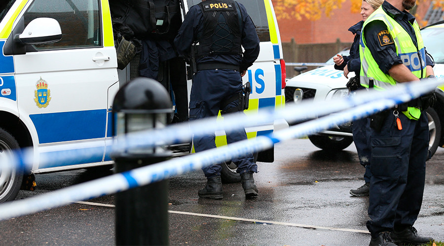 Swedish woman gang-raped live on Facebook, 3 men arrested – reports