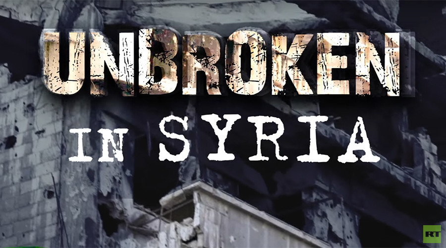 Battle wounded Syrian soldiers show stunning resilience to put lives back together (DOCUMENTARY)
