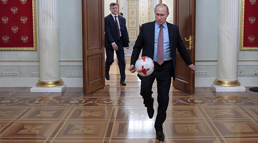 Kremlin to host World Cup Russia 2018 finals draw in December