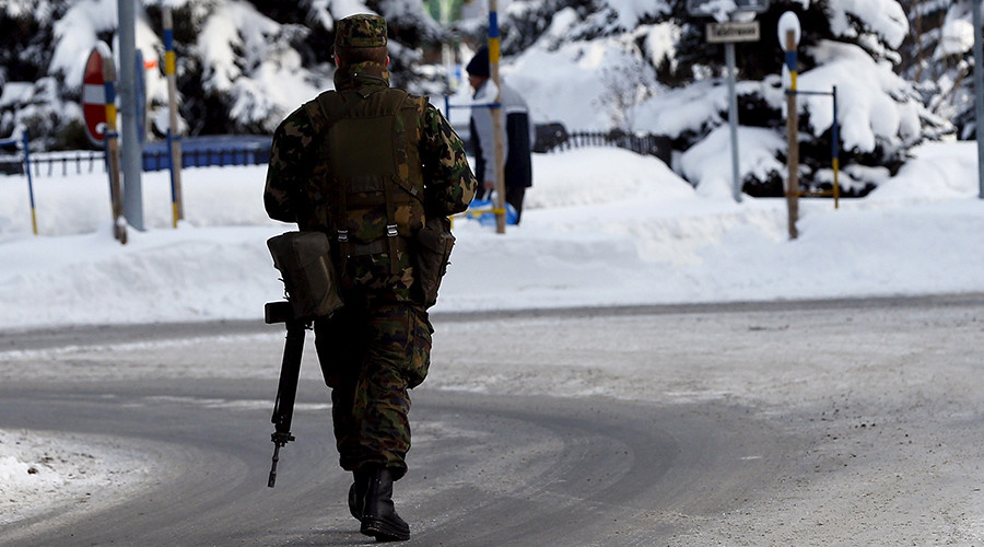 Overweight people still fit for military service in Switzerland – MPs