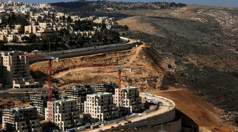 Israel approves 2,500 new West Bank housing units