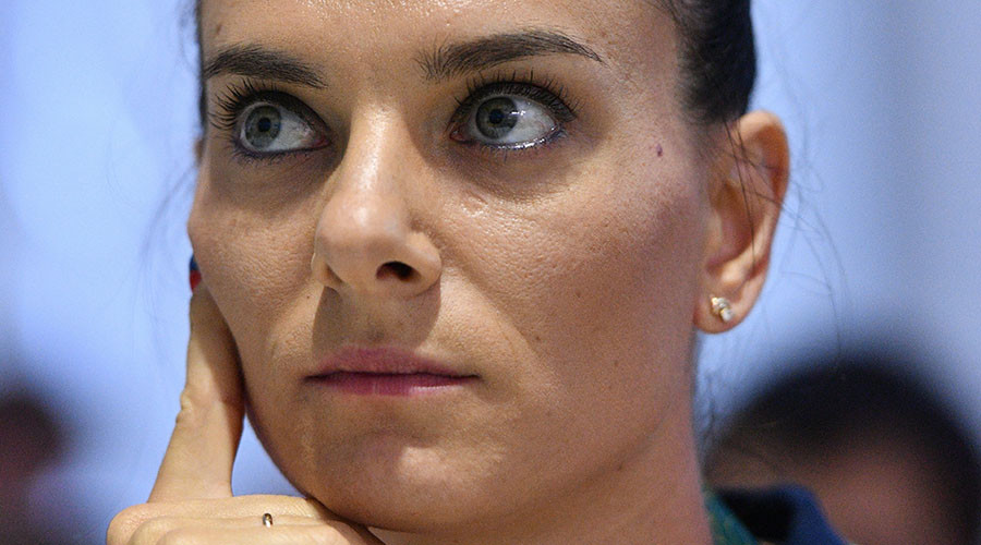'Why are informants always selling material, not contacting investigating authorities?' - Isinbayeva