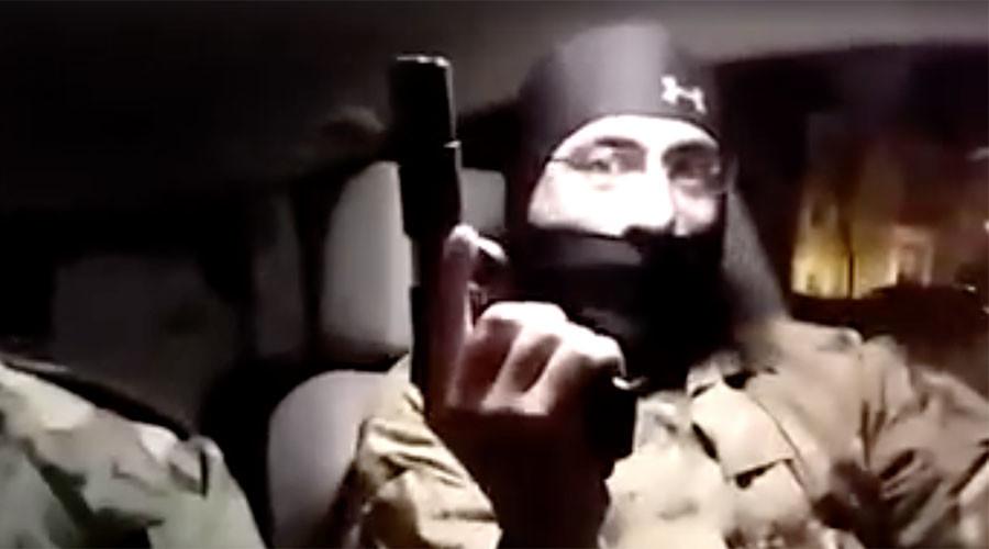 'Locker room talk': Officer sent racist texts to Black Lives Matter protest shooter