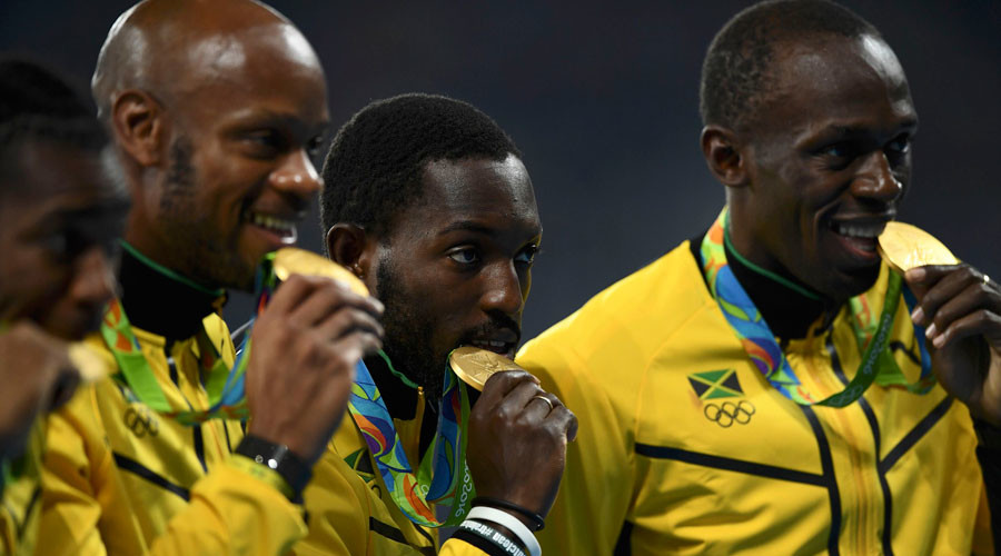 Bolt ordered to hand back Olympic gold after teammate fails drug test