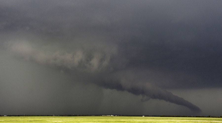 130mph 'Wizard of Oz' tornado rips bathtub – with elderly woman inside – clean out of her house
