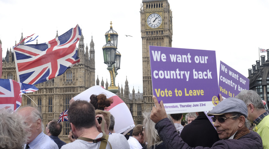 Brexit bill to trigger Article 50 published by British government