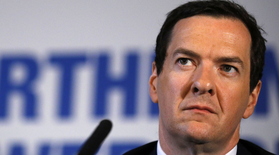 MPs question Osborne's meetings as chancellor with new employer BlackRock